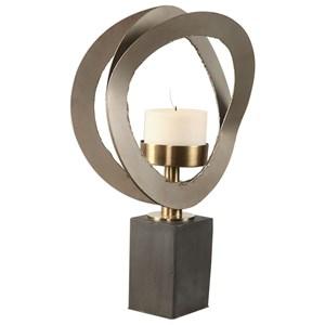 Uttermost Accessories Rayyan Candleholder