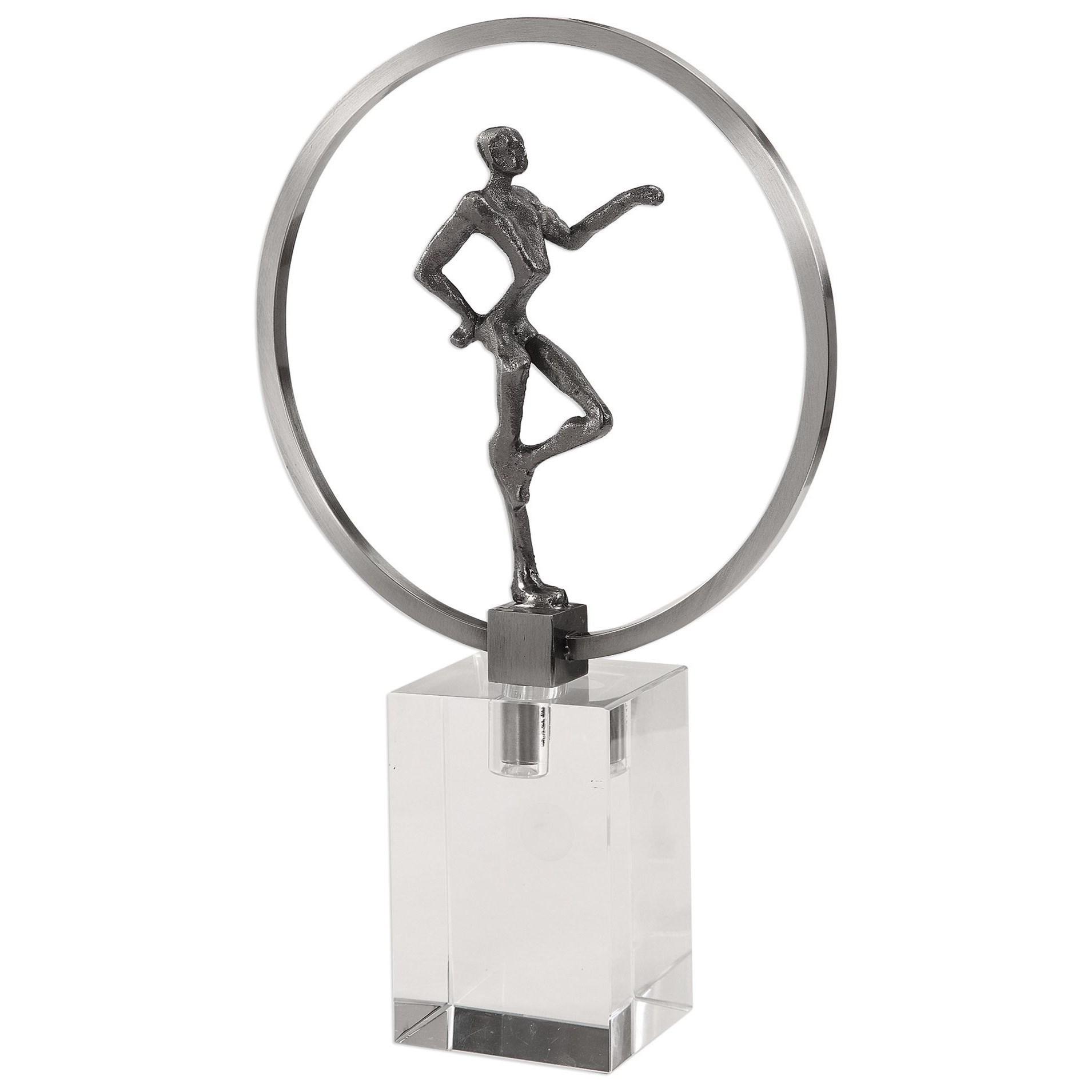 Aryanna Iron Figurine