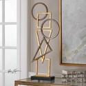 Uttermost Accessories Terzo Modern Sculpture