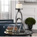 Uttermost Accessories Rica Cast Iron Candleholder