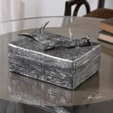 Uttermost Accessories Rustic Antler Box