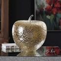 Uttermost Accessories Golden Apple Sculpture