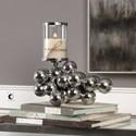 Uttermost Accessories Kesi Cluster of Spheres Candleholder
