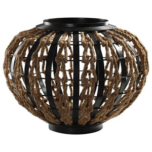 Uttermost Accessories Aren Rope Woven Sculpture