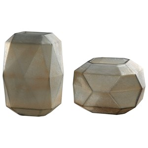 Uttermost Accessories Luxmi Vases Set of 2