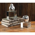 Uttermost Accessories Pome Fruits Tabletop Accents Set of 2