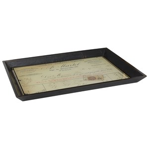 Uttermost Accessories Martel French Tray