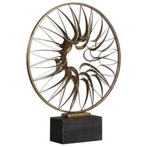 Uttermost Accessories Leyla Bronze Sculpture