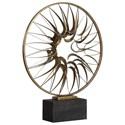 Uttermost Accessories Leyla Bronze Sculpture - Item Number: 18895