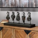 Uttermost Accessories Pulley System Tabletop Statue