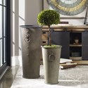 Uttermost Accessories Niya Oversized Planters S/2 - Item Number: 18942