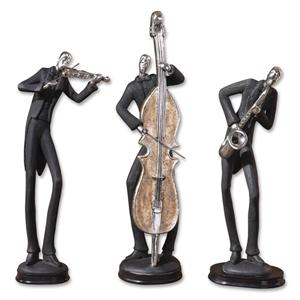 Uttermost Accessories Musicians Accessories Set of 3