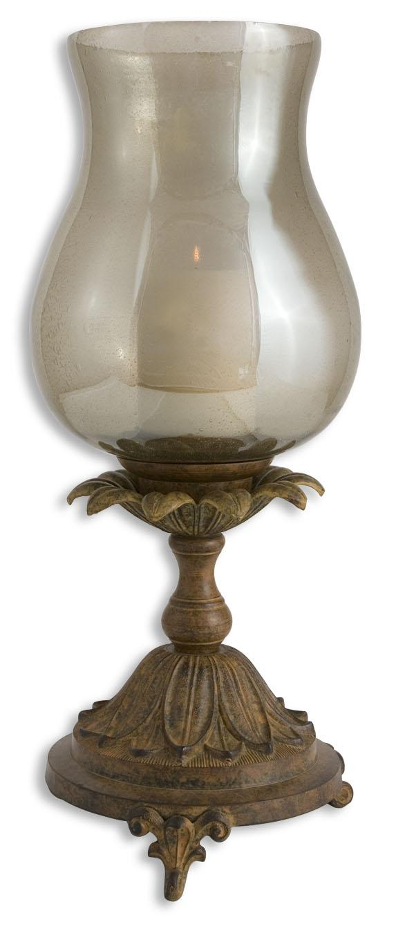 Uttermost Accessories Chandell Candleholder - Item Number: 19143