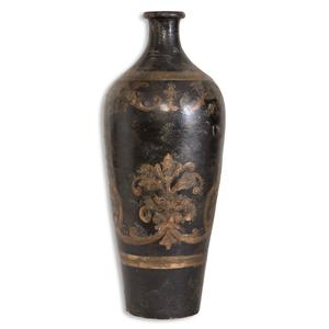 Uttermost Accessories Mela Tall Vase