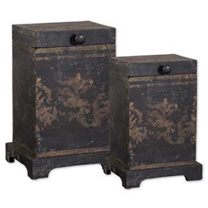 Uttermost Accessories Melani Boxes Set of 2