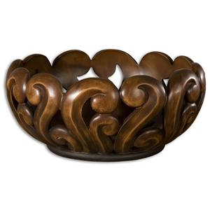 Uttermost Accessories Merida Bowl