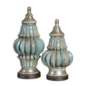 Uttermost Accessories FatimaUrns Set of 2