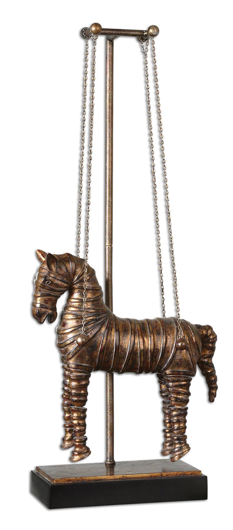 Uttermost Accessories Stedman Horse Sculpture - Item Number: 19587