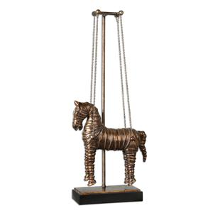 Uttermost Accessories Stedman Horse Sculpture