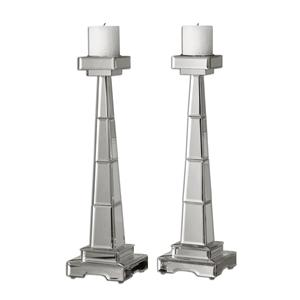 Uttermost Accessories Alanna Candleholders Set of 2