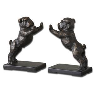 Uttermost Accessories Bulldogs Set of 2