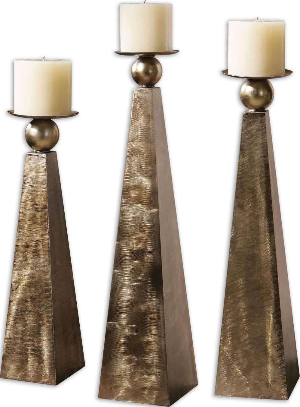 Uttermost Accessories Cesano Set of 3 - Item Number: 19652