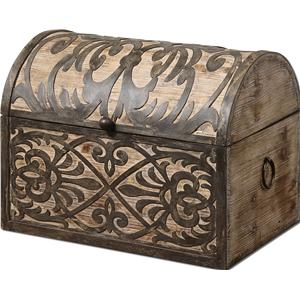 Uttermost Accessories Abelardo Box