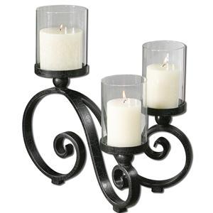 Uttermost Accessories Arla Candleholder
