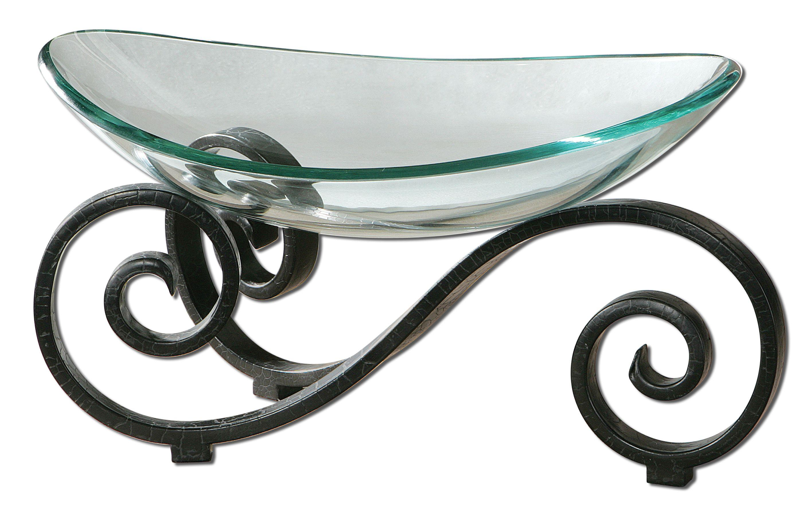 Uttermost Accessories Arla Bowl - Item Number: 19740