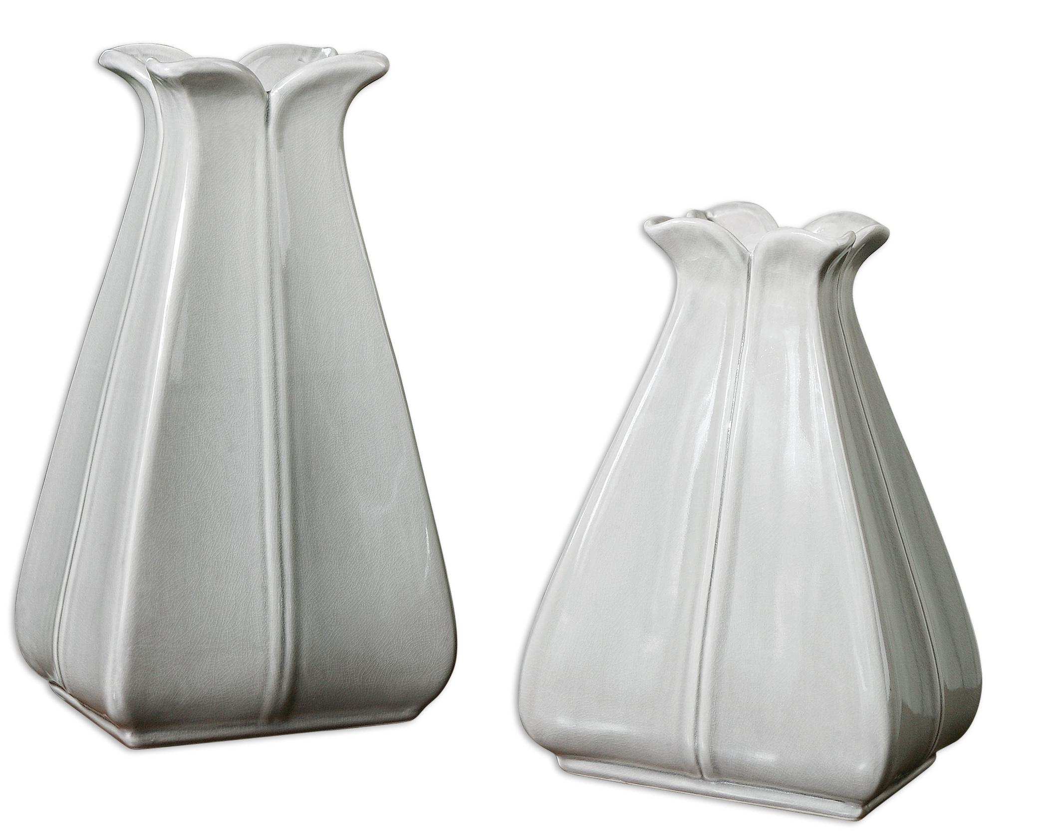 Accessories - Vases and Urns Florina Vases Set of 2 at Bennett's Furniture and Mattresses
