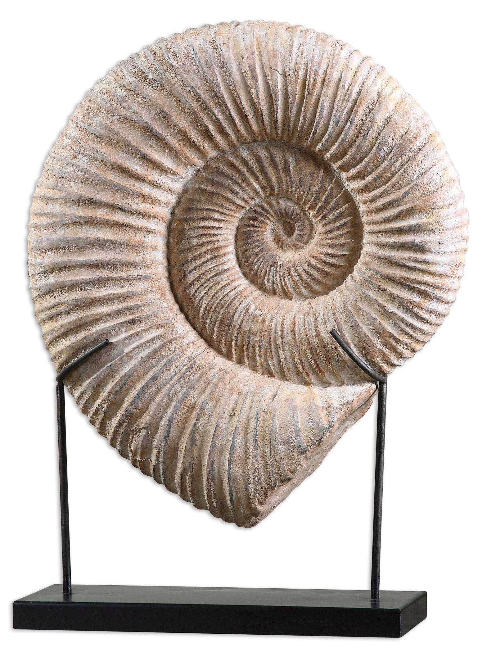Uttermost Accessories Kaleho Shell Sculpture - Item Number: 19778