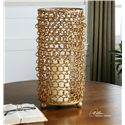 Uttermost Accessories Dipal Gold Candleholder