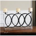 Uttermost Accessories Kra Iron Candelabra