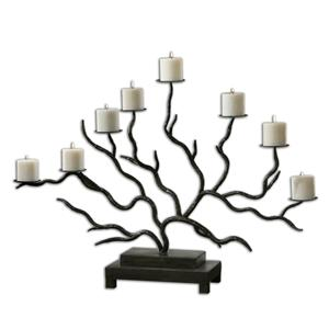 Uttermost Accessories Esher Twig Candelabra