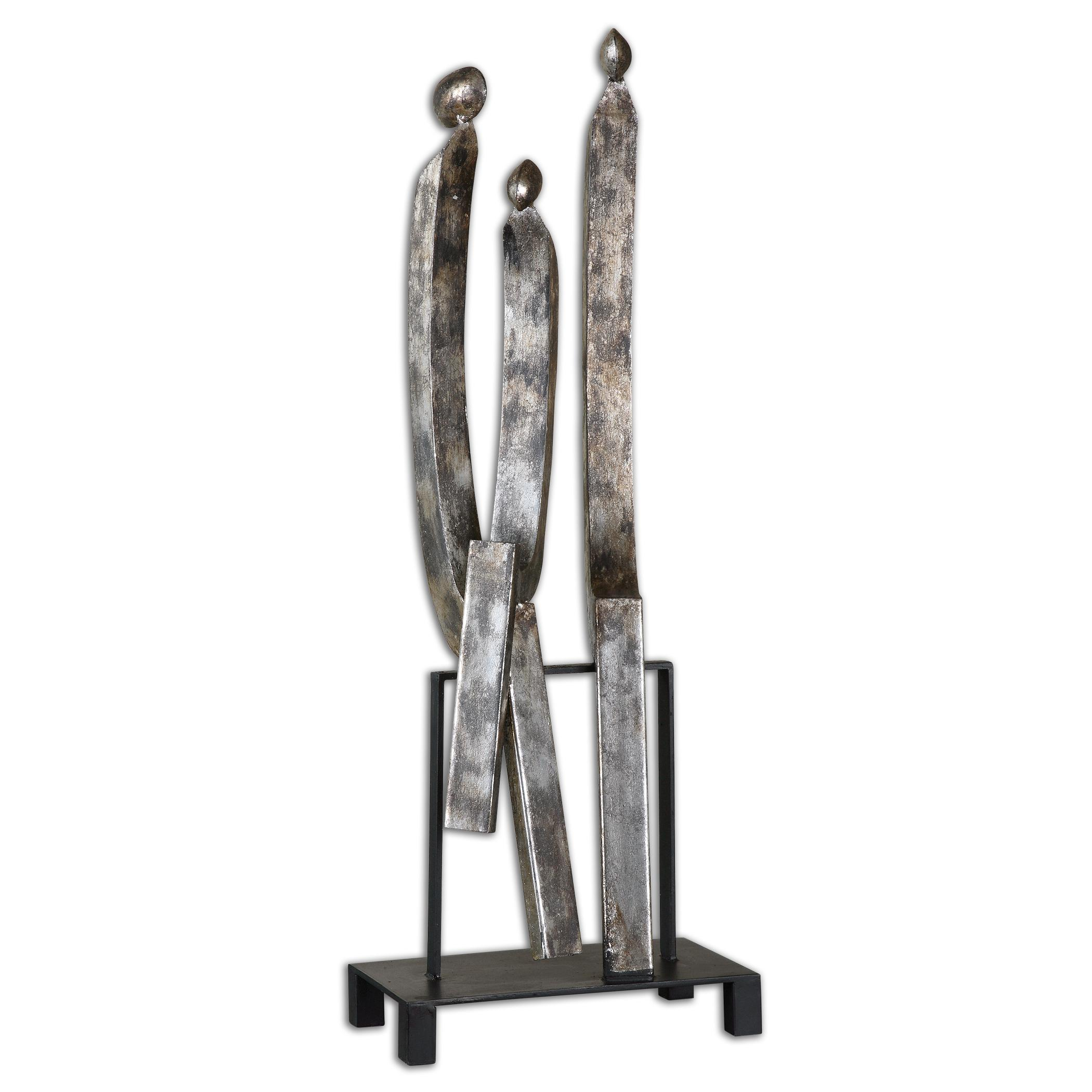 Uttermost Accessories Agalia Family Figurine - Item Number: 19869