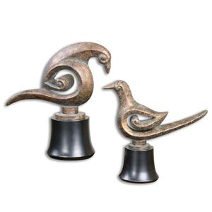 Uttermost Accessories Aram Bird Sculptures Set of 2
