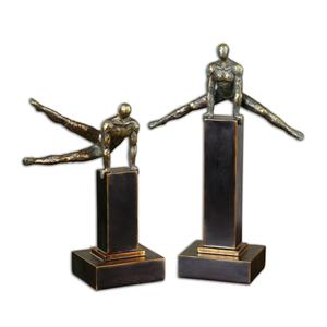 Uttermost Accessories Pommel Sculptures, Set of 2