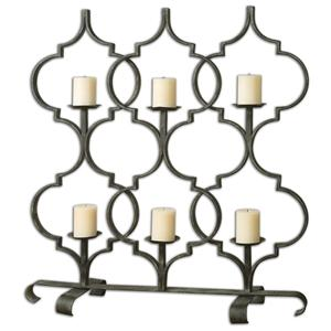 Uttermost Accessories Zakaria Metal Candelabra