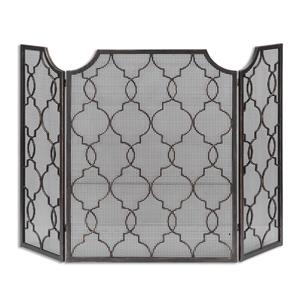 Uttermost Accessories Charlie Fireplace Screen