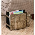 Uttermost Accessories Maja, Magazine Holder