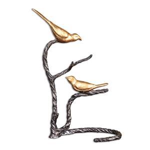 Uttermost Accessories Birds on a Limb Sculpture