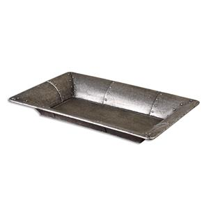 Uttermost Accessories Arya Studded Metal Tray