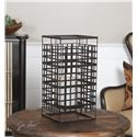 Uttermost Accessories Caged In Metal Candleholder