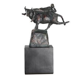Uttermost Accessories Rodeo Times Bronze Figurine