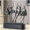 Uttermost Accessories Let's See The Ballet Figurines