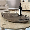 Uttermost Accessories Baku Wooden Tray