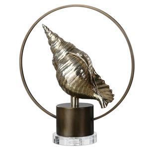 Uttermost Accessories Sea Life Silver Shell