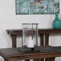 Uttermost Accessories Nicia Bronze Candleholder