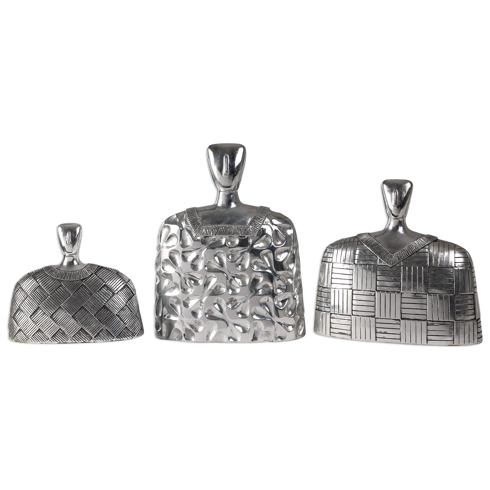 Uttermost Accessories Roberto Finials (Set of 3) - Item Number: 20150
