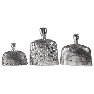 Uttermost Accessories Roberto Finials (Set of 3)
